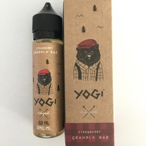 <Yogi Liquid> Strawberry 60ml