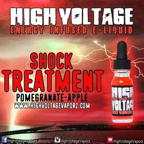<High Voltage>Shock Treatment(エナジー成分入り)
