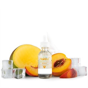 <NAKED100> Ice Amazing Mango 60ml