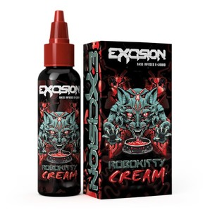 <5IVETEN> Excision - Robokitty Cream 60ml