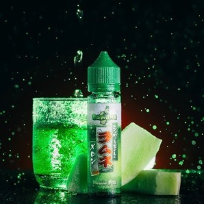 <SNAKU> Ramune Melon Fizz 60ml