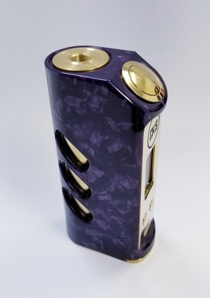 【セール対象品】CKS STRIDE 80W BOX MOD by ASMODUS