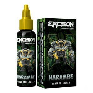 <5IVETEN> Excision - Harambe 60ml