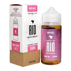 [BRWD E-LIQUID] 100ml